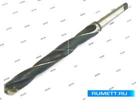 Сверло 5,2 к/х Р6М5