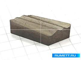 Пластина сменная (шифер) параллелограмная KNUX-160410L12 P35 (Т5К10) левая SANDVIK Coromant