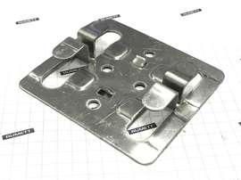 Кляммер рядовой ККР 1,2 мм нерж. AISI 430