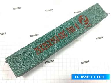 Шлифовальный брусок 8х 8х100 мм 63C 25 СТ1 (GC F60 O) CNIC