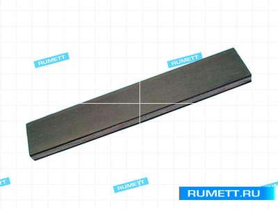 Брусок алмазный Тип 01 (плоский) 40х 8х3 АС4 125/100 100% В2-01, 4,2 карат с ручкой
