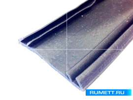 EPDM лента 36 мм для вентилируемого фасада