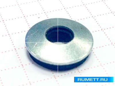 Шайба для кровельного самореза 4,8 мм толщина 2 мм с EPDM