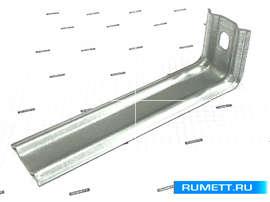 Фасадный кронштейн КК 200х50х50 оцинкованная сталь 2 мм