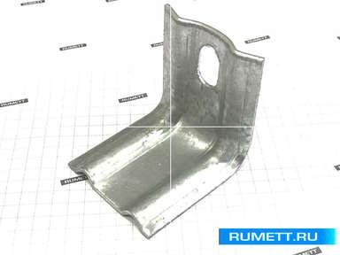 Фасадный кронштейн КК 50х50х50 оцинкованная сталь 2 мм