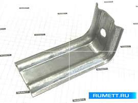 Фасадный кронштейн КК 70х50х50 оцинкованная сталь 2 мм