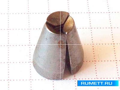 Губки для двухручного заклёпочника KR-23