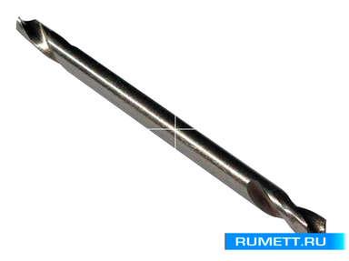 Двухстороннее сверло по металлу HSS 3,3 мм double