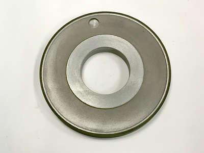 Круг алмазный 1А1 (плоский прямого профиля) 200х20х3х76 АС4 160/125 В2-0 100% 163,0 карат