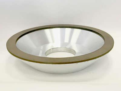 Круг алмазный 12А2-45град. (чашечный конический) 250х20х3х50х76 SSD-2 (АС4) 125/100, 100% В2-01 191,0 карат