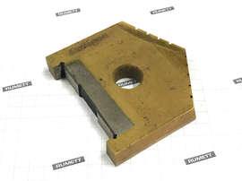 Сверло перовое по металлу 60,0 Р6М5 TiN 2000-1245