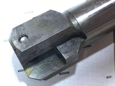Оправка для перовых сверл 65-80 к/х КМ5 общ.=700 и раб.=540 мм