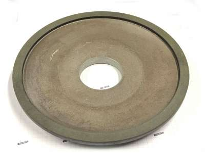 Круг алмазный 12А2-20град. (тарельчатый) 200х10х2х22х51 АС4 125/100 100% В2-01 53,0 карат