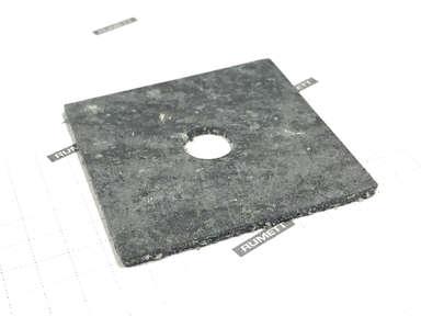 Паронитовая прокладка 50x50 толщина 2 мм