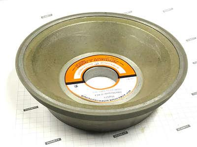Круг алмазный 11V9-70град. (чашечный конический) 125х10х3х40х32 АС4 100/80 100% В2-01 49,0 карат