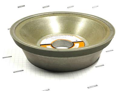 Круг алмазный 11V9-70град. (чашечный конический) 125х10х3х40х32 АС4 125/100 100% В2-01 49,0 карат