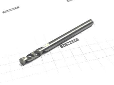 Сверло 11,0 х47х 95 ц/х Р6АМ5 короткое с вышлифованным профилем ГОСТ 4010-77