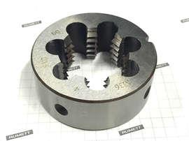 Плашка М36,0х4,0 9ХС dнар.=65 6g