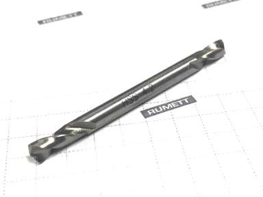 Двухстороннее сверло по металлу HSS 4,2 мм double