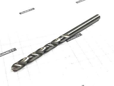 Сверло по металлу 4,2 мм HSS 75мм ГОСТ 10902-77 DIN 338