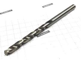 Сверло по металлу 5,0 мм HSS 86мм ГОСТ 10902-77 DIN 338