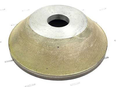 Круг алмазный 12А2-45град.(чашечный конический) 150х20х5х42х32 АС4 125/100 100% В2-01 180,0 карат