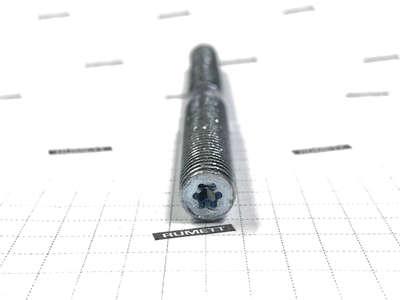Шуруп-шпилька 8х160 сантехническая