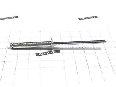 Вытяжная заклепка 3,2х20 алюминий/сталь (Al/St)