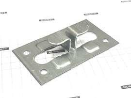 Кляммер вертикальный (боковой) ККБ из оцинкованной стали 1,2 мм