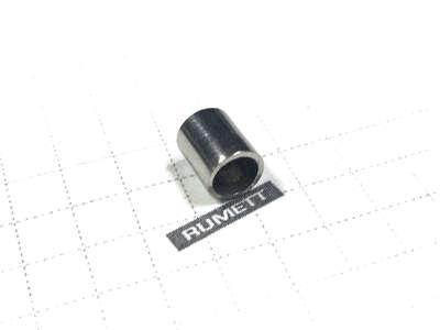 Втулка распорная 6,5х5,1х8 нержавеющая сталь