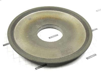 Круг алмазный 12R4 (тарельчатый) 100х3х2х10х32 АС4 125/100 100% В2-01 9,5 карат