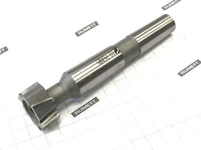 Фреза Т-образная паз 10 мм d18х8 к/х Р6АМ5 Z=6 КМ1