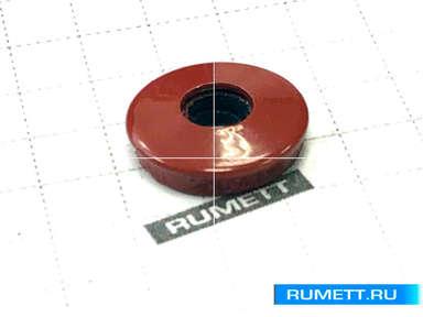Окрашенный кровельный саморез 4,8х19 мм RAL 3005
