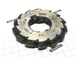 Фреза дисковая зубонарезная М1,75 №4 Р18 Z 14, dпос.=22мм, D=55мм