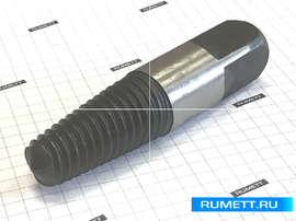 Экстрактор для выворачивания сорванных винтов № 9 (М42-М52) ШХ15