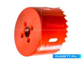 Коронки по металлу BIMETAL 146 мм