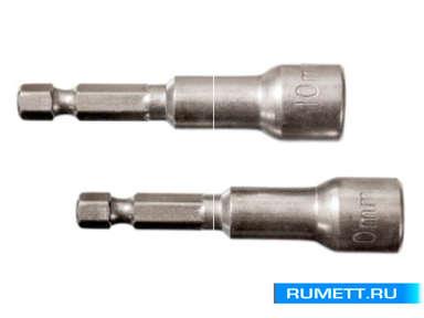 Насадка магнитная шестигранник 10 мм