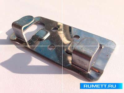 Кляммер стартовый ККС 1,2 мм нерж. AISI 430