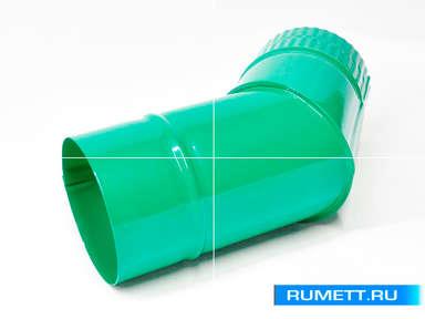 Колено трубы диаметр 100 мм
