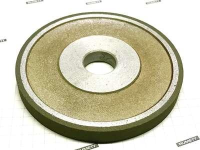 Круг алмазный 1А1 (плоский прямого профиля) 100х10х3х20 АС4 125/100 100% В2-01 40,0 карат