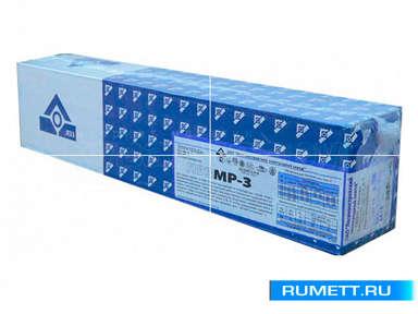 Электроды МР-3 диаметр 5 мм ЛЭЗ