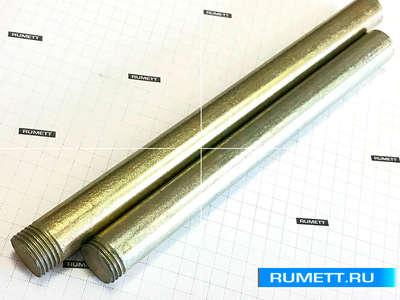 "Плашкодержатель d 65/75мм (М27-М42, G1""- G1 1/4"") двухстор. покр. цинк"