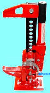 Домкрат реечный грузоподъёмность 3,0 тонн (высота подъёма 155-1350мм) (TR8605) марки CNIC (фасовка 1 шт)