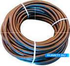 Рукав кислородный 3-ий кл. d=9мм (черный) импорт в бухтах по 40 метров