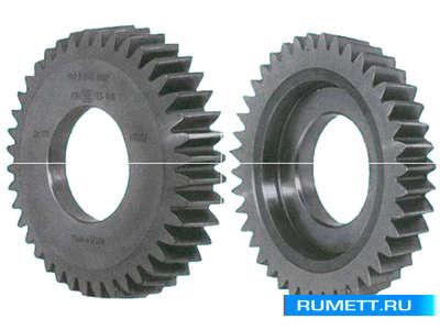 Долбяк дисковый прямозубый m 9,0 Do100х44,45мм В-1 Z=14 а=20° Р6АМ5