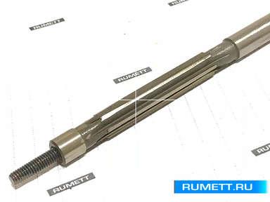 Развертка d22,0 h9 ручная разжимная Р6М5 ГОСТ 3509-71