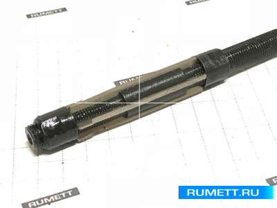 Развертка d10,0-10,75 ручная (регулируемая) Р6М5 ц/х