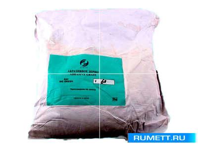 Шлифзерно 63С 25Н (GC F60) в пакетах по 5 кг
