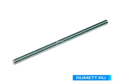 Шпилька резьбовая М6х1000 DIN 975