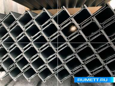 Вертикальный Т-образный профиль 65x30 оцинкованная сталь 1,2 мм